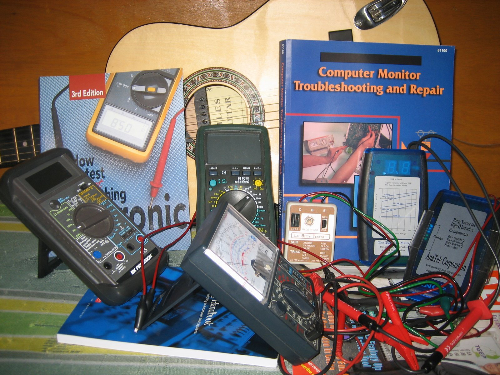 Electronics Etc........................