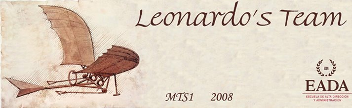 Leonardo's Team