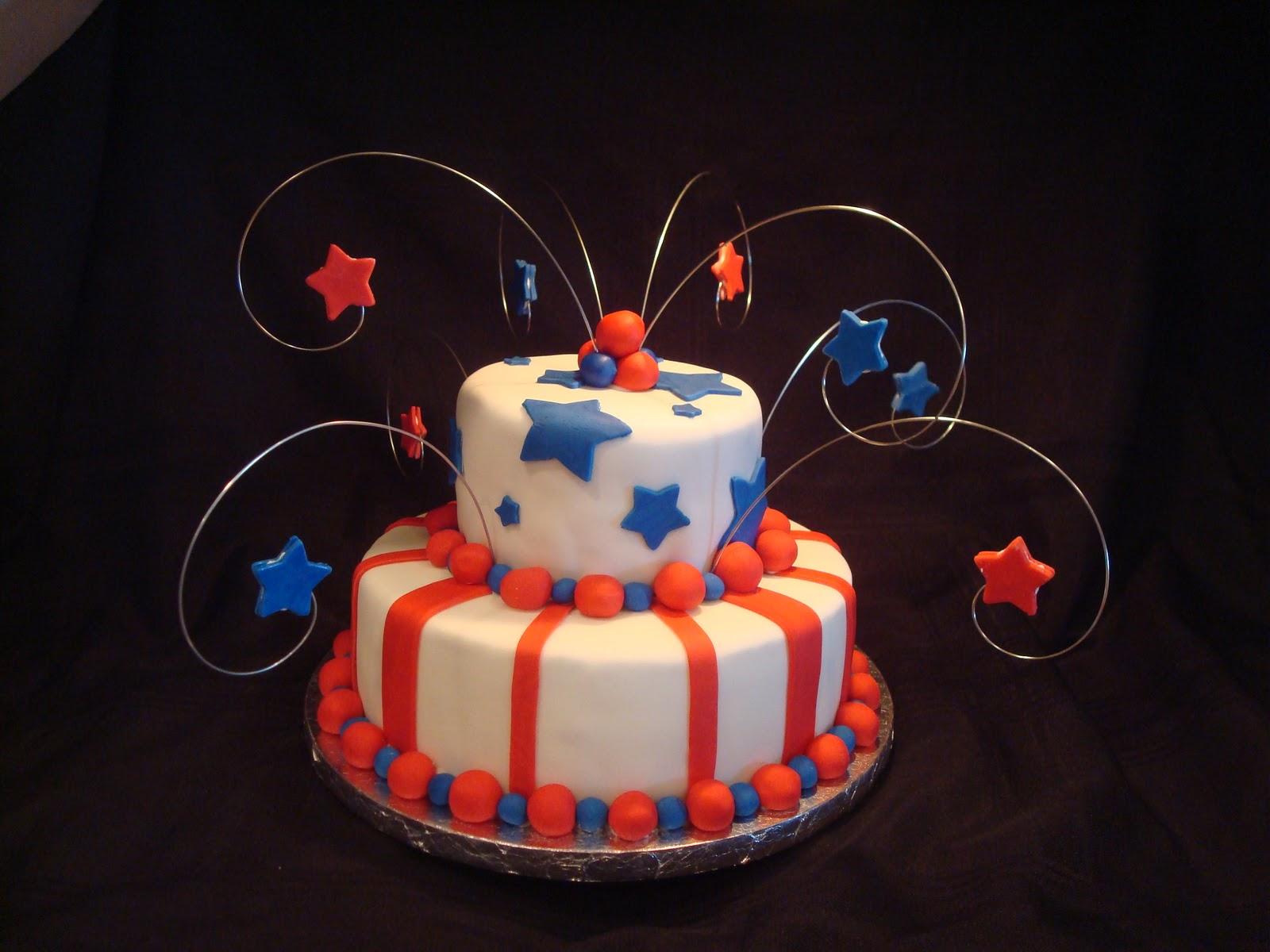 Cake N Bake Sisters 4th Of July Birthday