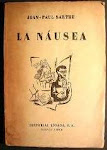 La Naúsea (1938)<br><br><b></b>