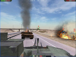 Baghdad Central : Desert Gunner
