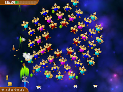 Download Game Chickens Invaders