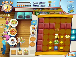 PAC MAN Pizza Parlor PC