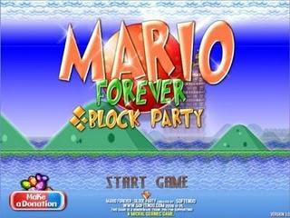 Super Mario Forever – Block Party