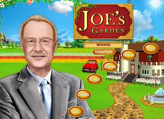 Game Joe's Garden