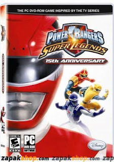 Power Rangers: Super Legends PC Game