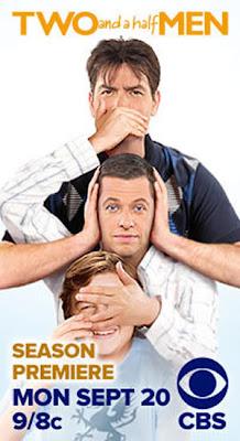 Filme Poster Two and a Half Men S08E03 HDTV RMVB Legendado