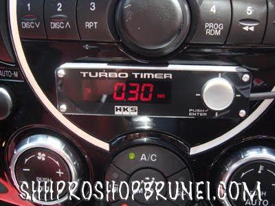 Hks Turbo Timer. HKS TURBO TIMER TYPE 0