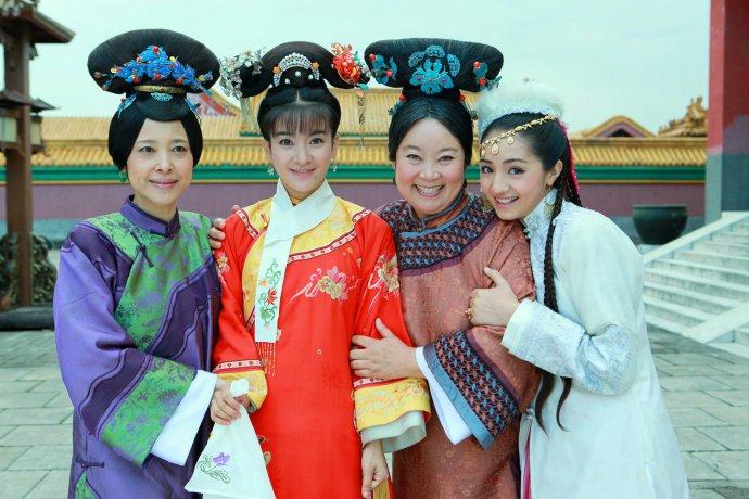 [ScreenCaps] Xia Yan Ci Vs Bibi Rong - Huan Zhu Ge Ge ...
