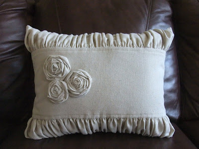 memory pillow: muslin pillow tutorial…