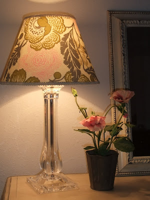 Just another hang up lamp shade redo just another hang up lamp shade redo aloadofball Images