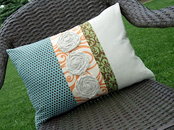 Pillow Tutorial &amp; Pattern