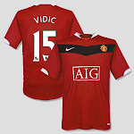 MAN UTD NEW 09/10 HOME KIT