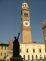 Verona, Balcon de Julieta