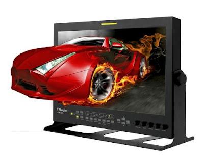 2010 NAB에 선보인 3D AMO-LED Monitor