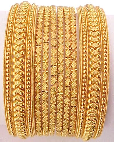 The gold designs are very attractive. I like all the above designs. So