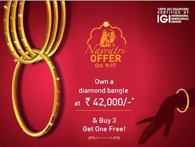 JoyAlukkas Diamond Bangle Sale news