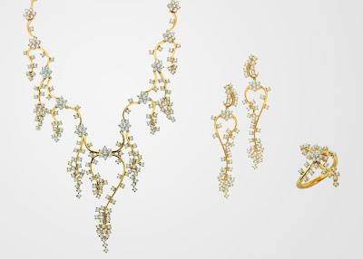 Joyalukkas Jewel diamond necklace designs