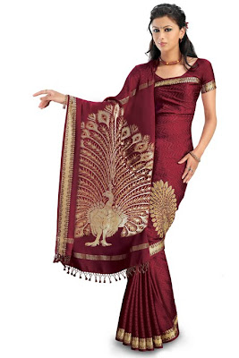RMKV Silk Sari collections