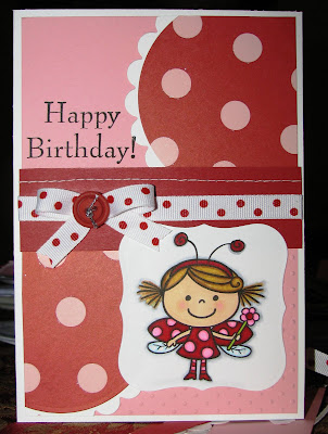 Happy Birthday Ashley - Last Card for a Bit