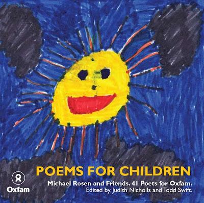 British-based children's poets performing their best children's poems