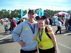 My First Marathon