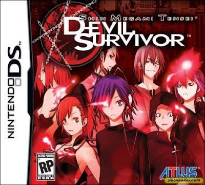 Shin Megami Tensei: Devil Survivor DS