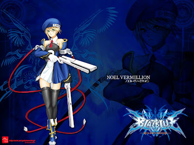 Noel Vermillion BlazBlue