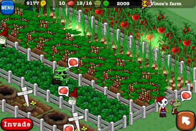 Zombie Farm cellulare