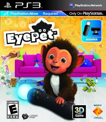 EyePet: Move Edition PS3