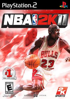 NBA 2K11 PS2
