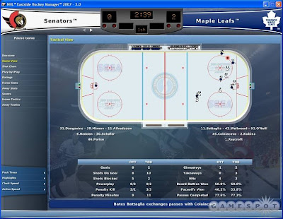 NHL: Eastside Hockey Manager 2007