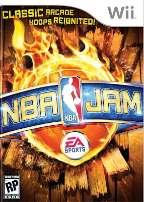 EA Sports NBA Jam Wii