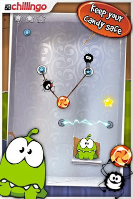 Cut the Rope cellulare