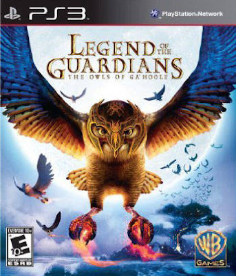 Legend of the Guardians: The Owls of Ga'Hoole PS3