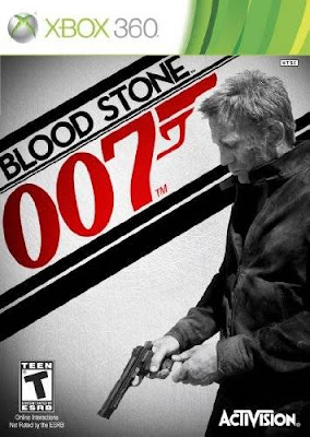 James Bond 007: Blood Stone Xbox 360