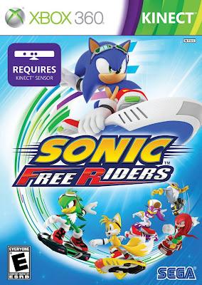 Sonic Free Riders Xbox 360
