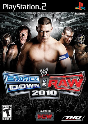 WWE SmackDown vs. Raw 2010 PS2