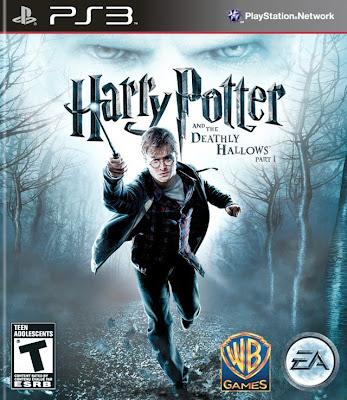 Harry Potter e i Doni della Morte - Parte 1 PS3