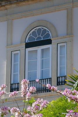 Janela dos Paços do Concelho, Silves, Maio 2010