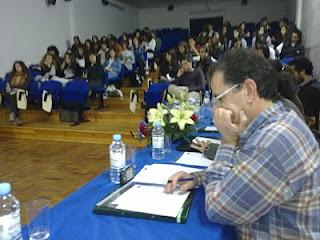 Auditório da Secundária de Silves, Março 2010