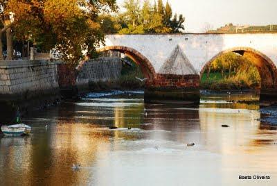 Ponte Medieval, Silves, Outono 2008