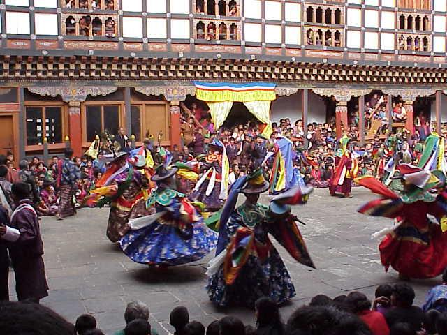 Bhutan - Trashigang Tshechu