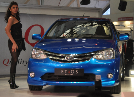 The hatch model of Toyota Etios will be affixed with 1.2 litre petrol engine