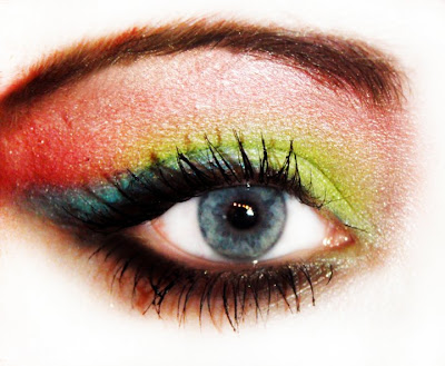 eye makeup designs. goes with the eye makeup: