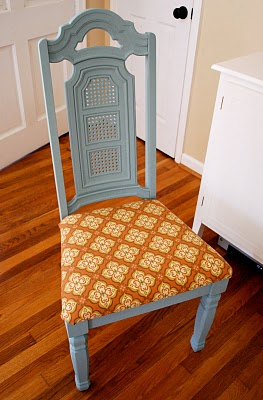 Chair Upholstery Project *