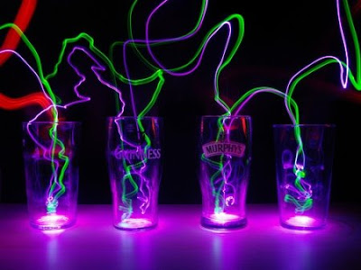 Beautiful <b>Light Graffiti</b>