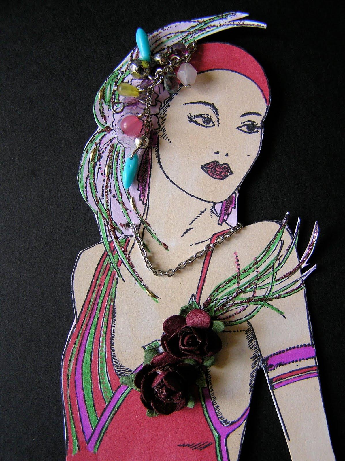 Art Deco Lady Cake : Art Deco Lady Cake Ideas and Designs