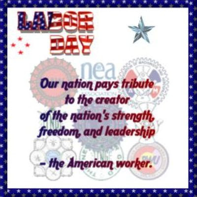 A Happy And Safe Labor Day Tea Love