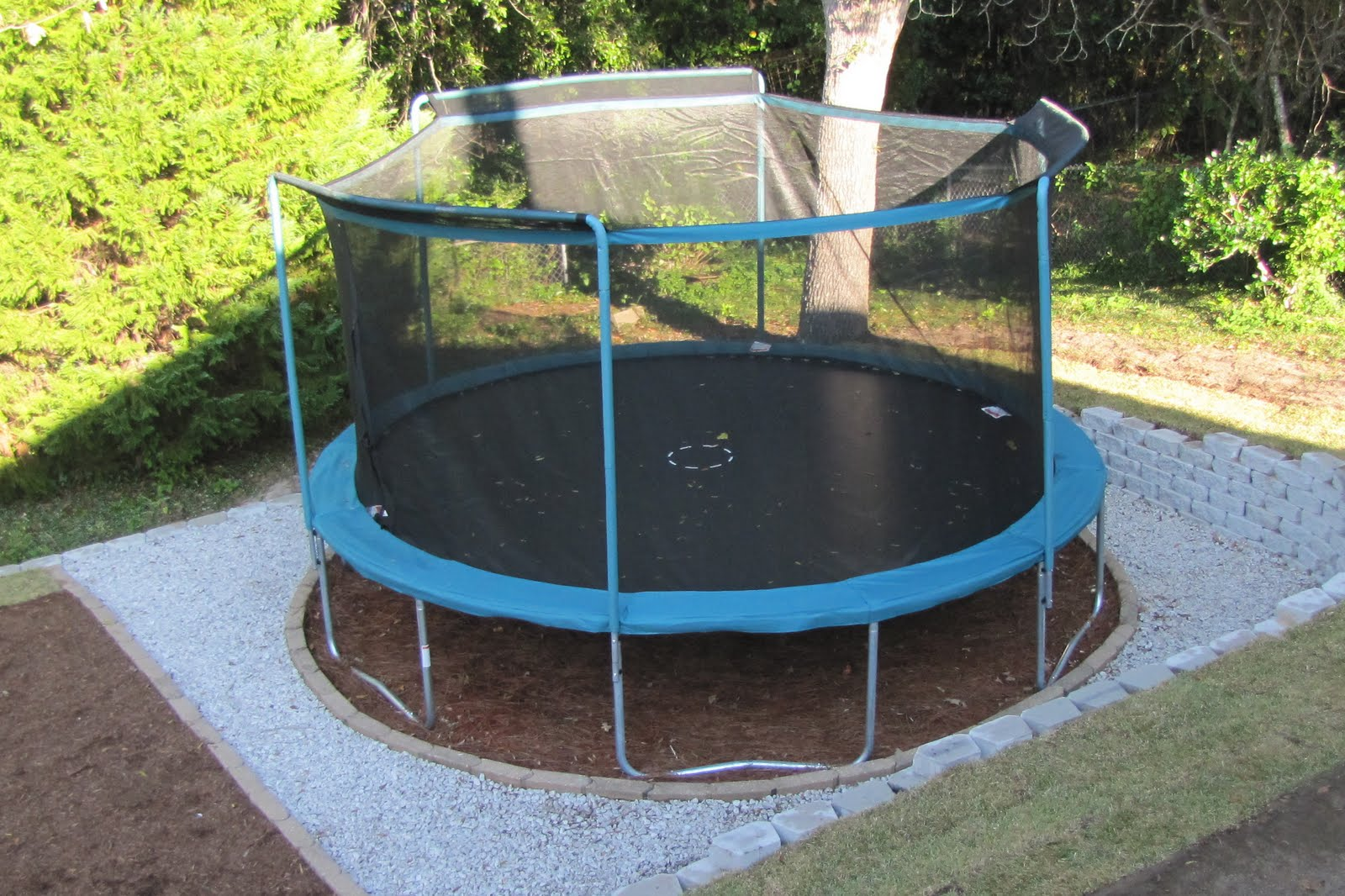 In Ground Trampoline (DIY Project) | Page 2 ...